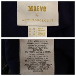 Maeve Skirts - MAEVE Anthropologie Tweed Fringe Pencil Skirt